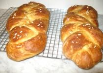 Classic Challah Egg Bread