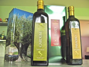 Extra-Vergin Olive Oil produced in Italy