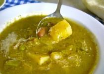 Mom's Vegetable Soup-Minestrone della Mamma