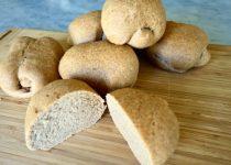 Super Soft Whole Wheat Rolls