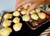 Soft Ricotta Vanilla Cookies