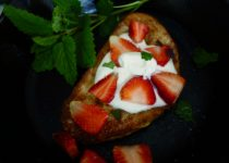 CRISPY EGG-FRIED BREAD recipe by Jamie Oliver