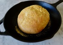 Delicious Yeast-raised Cornbread (Dairy-Free)