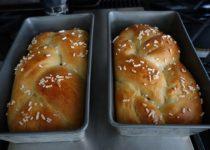 Tender and Delicious Brioche Bread